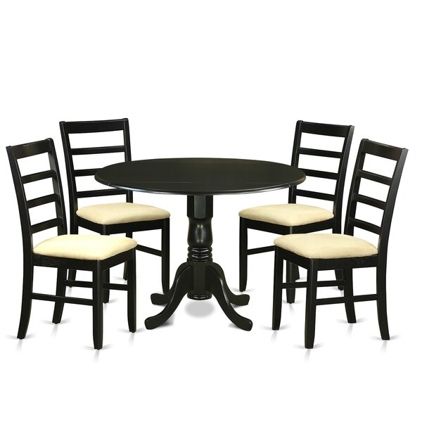 Dublin 5 Piece Dining Set by Wooden Importers