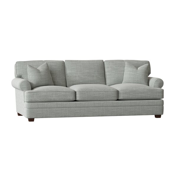 Living Your Way Rolled Arm Dreamquest Queen Sleeper By Wayfair Custom Upholstery™