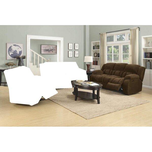 Oakdene Motion Reclining Sofa by Red Barrel Studio