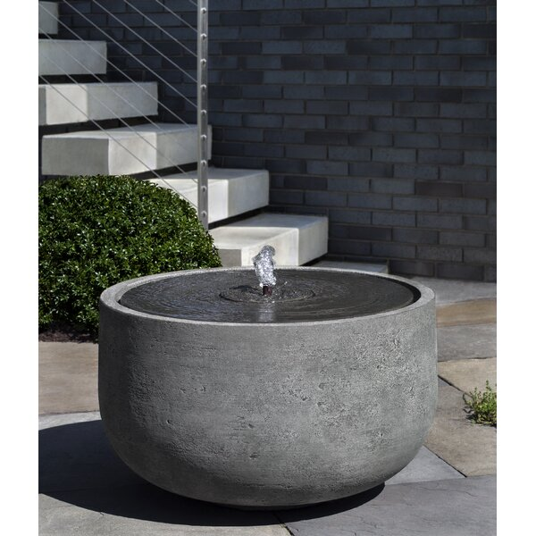Echo Park Fountain by Campania International