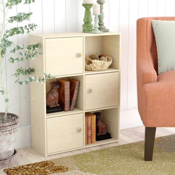 Carraton Cube Unit Bookcase by Andover Mills