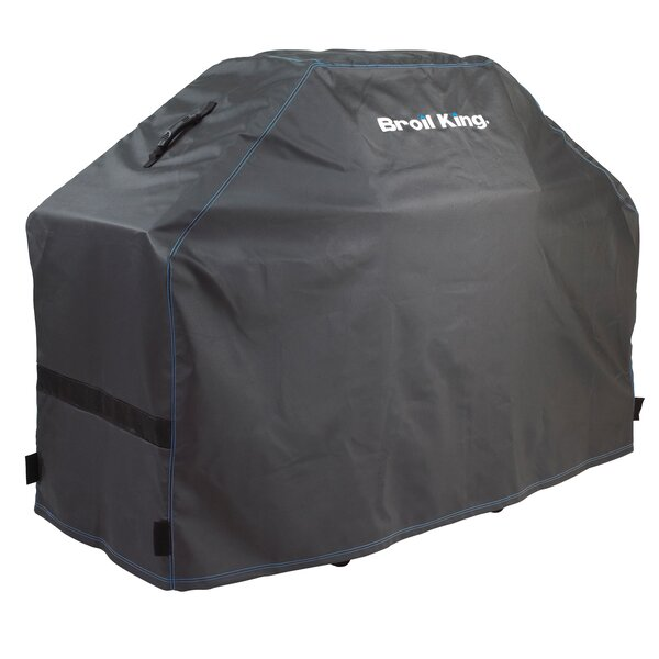 Heavy Duty PVC Polyester Grill Cover by Broil King