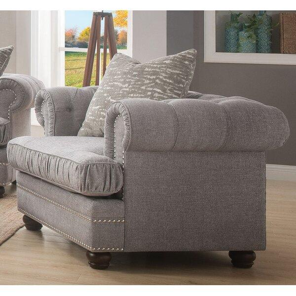 Warwick Armchair by Canora Grey