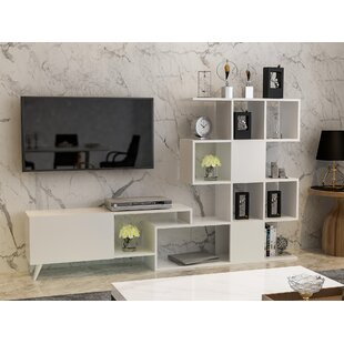 Reviews Washtenaw TV Stand for TVs up to 60 ByBrayden Studio