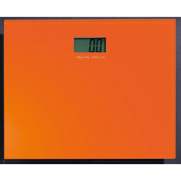 Rainbow Electronic Bathroom Scale by Gedy by Nameeks