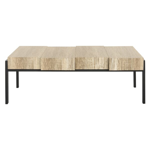 Loggins Rustic Coffee Table by Union Rustic