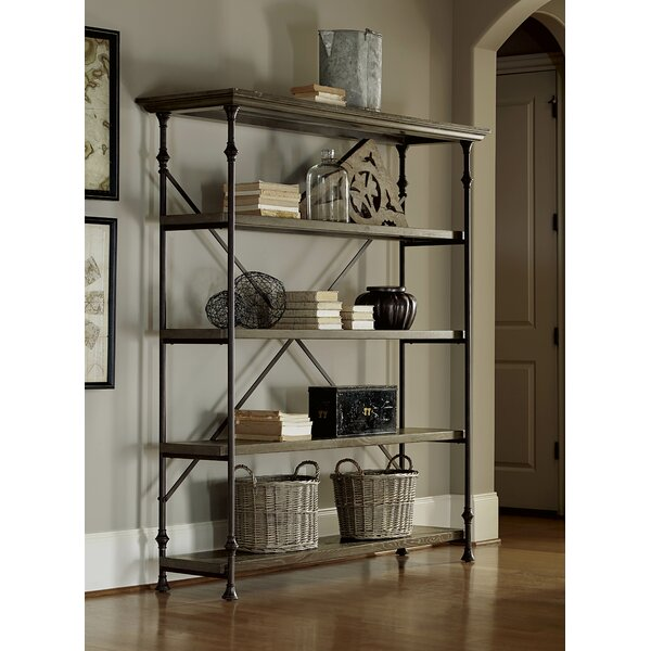Deleon Etagere Bookcase by Gracie Oaks