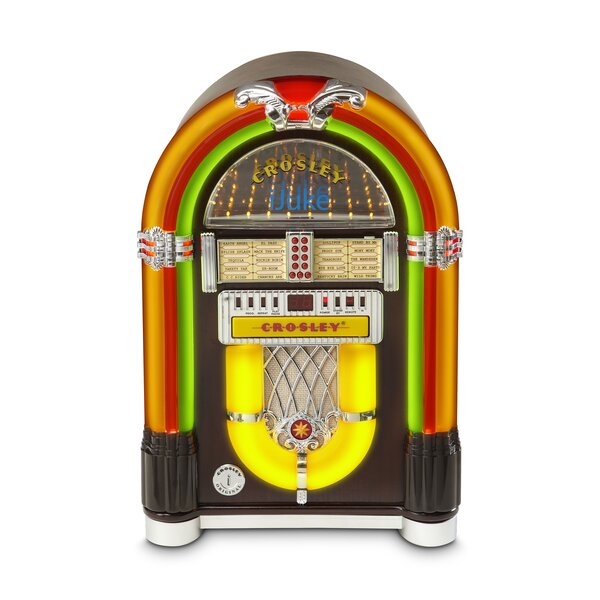 Bluetooth Tabletop Juke Box by Crosley Electronics