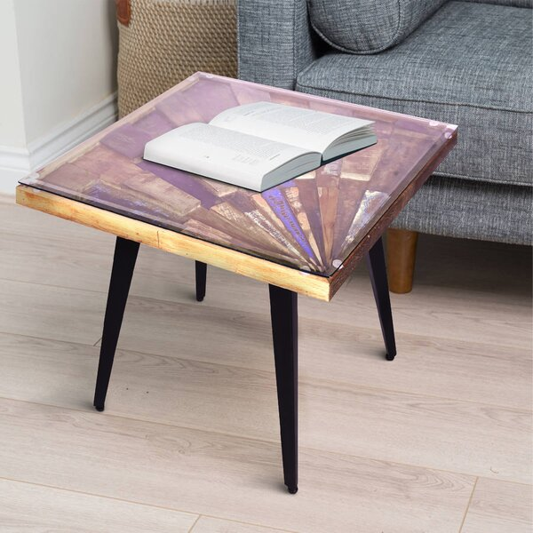 Suheyla End Table By World Menagerie