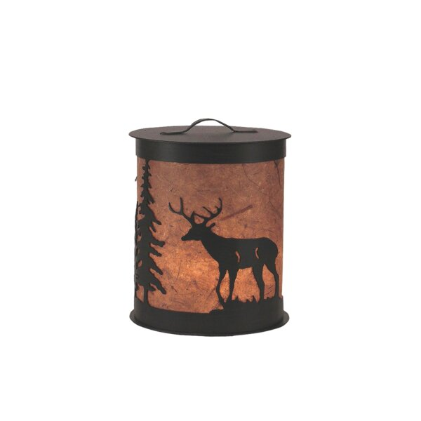 Deer and Tree1-Light Night Light by Coast Lamp Mfg.