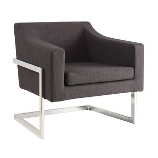 Beautiful Zachary Contemporary Armchair