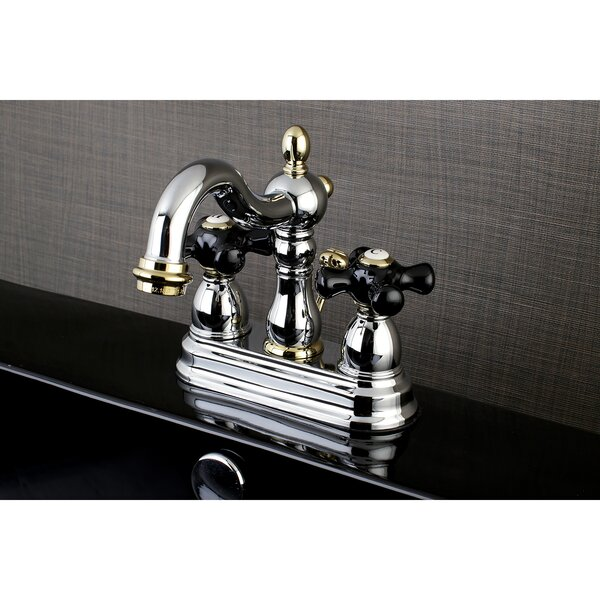 Duchess Centerset Lavatory Faucet With Drain Assembly By Kingston Brass