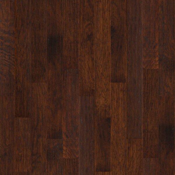 Portland 5 Engineered Hickory Hardwood Flooring in Sumrall by Shaw Floors