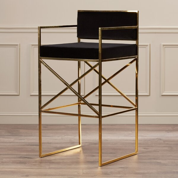 Odette Bar Stool by Willa Arlo Interiors