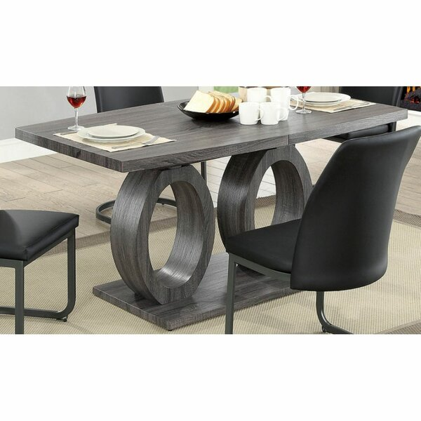 Tavares Solid Wood Dining Table By Brayden Studio