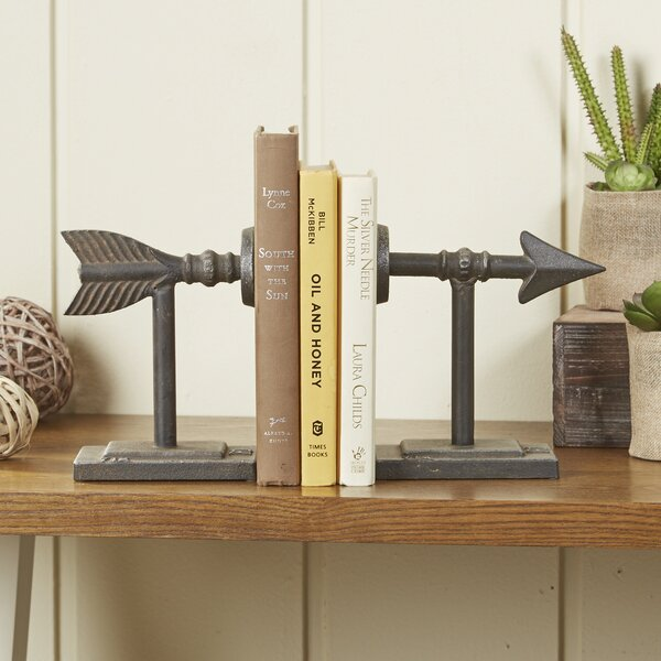 Straight Shot Bookends by Birch Lane™