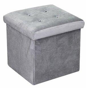 Cube Ottoman ByHome Basics