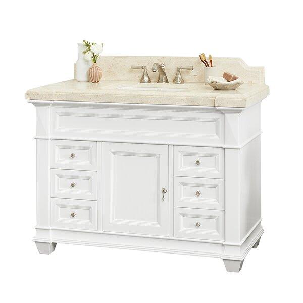 Torino 49 Single Bathroom Vanity Set by Ronbow