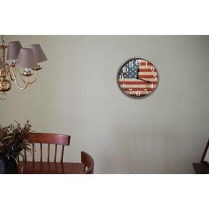 Vintage Framed American Flag   Wayfair