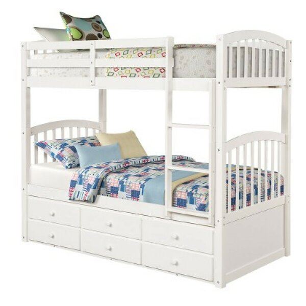 Mcclary Twin Bunk Bed by Harriet Bee