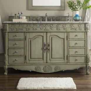 Look for Avildsen Traditional 60 Single Bathroom Vanity Set ByAstoria Grand