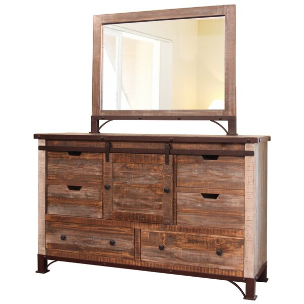 Rizzuto 6 Drawer Dresser by Loon Peak