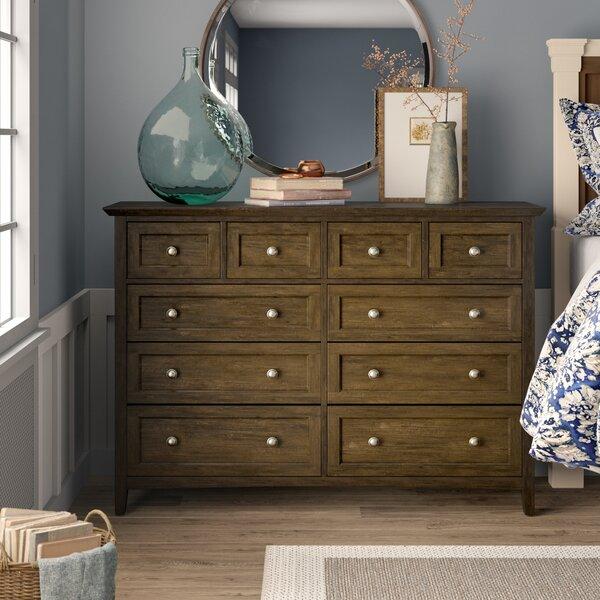 Callington 8 Drawer Double Dresser by Birch Lane™ Heritage