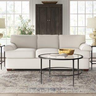 Classic Bleach White Sofa Bed Sleeper