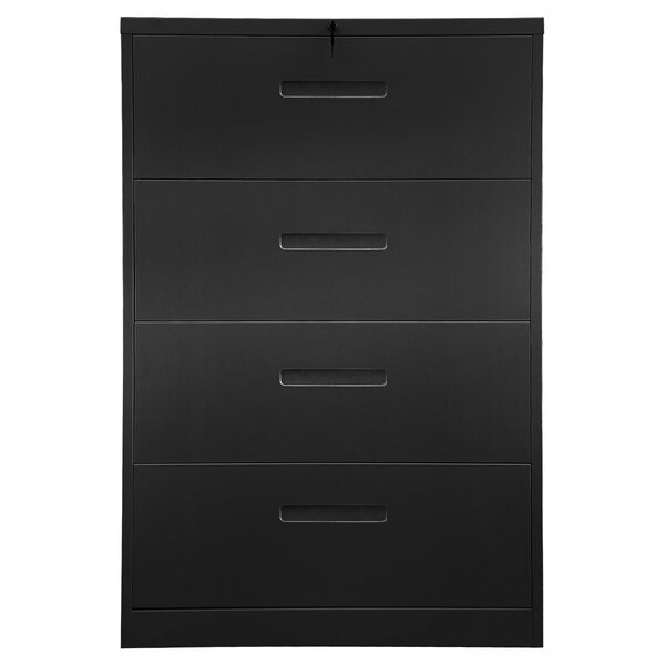 Bridgham 4 Drawer Lateral Filing Cabinet