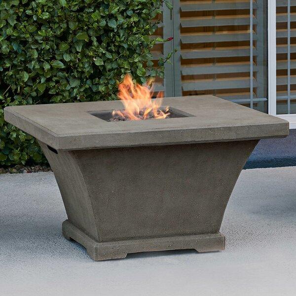Real Flame Monaco Propane Fire Pit Table U0026 Reviews | Wayfair