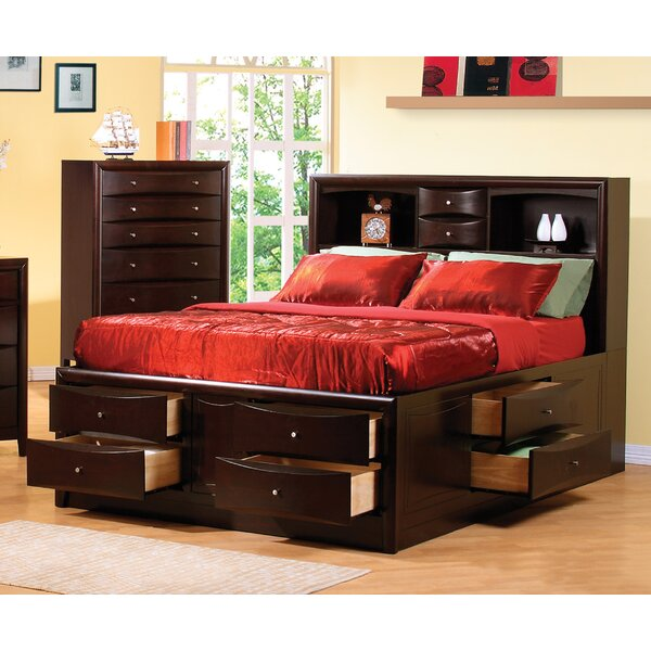 Wexford Storage Platform Bed by Wade Logan