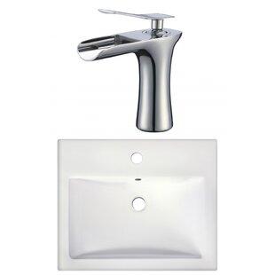 Semi Recessed Vessel Sink Wayfair
