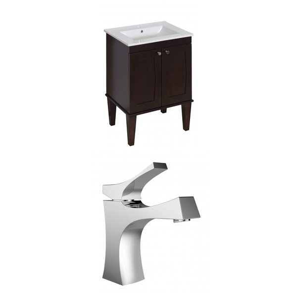 Roxy 30 Single Bathroom Vanity Set by American Imaginations