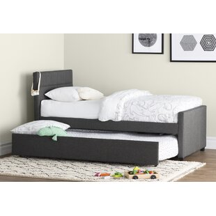 Find for Algrenon Twin Platform Bed with Trundle ByMack & Milo