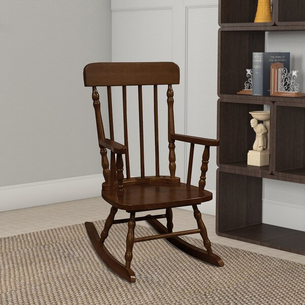 Pellston Rocking Chair By August Grove