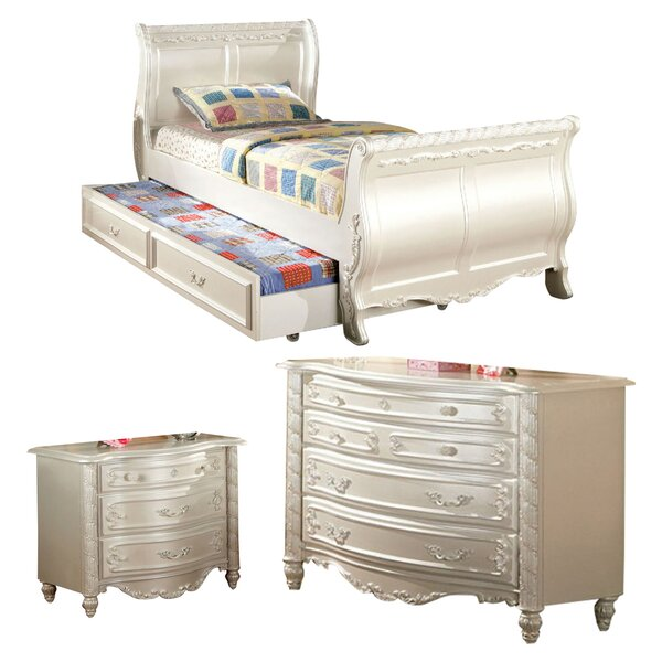 Citlali Sleigh Configurable Bedroom Set by House of Hampton