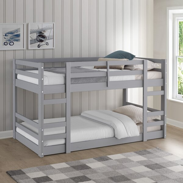 Kemah Twin Bunk Bed by Harriet Bee