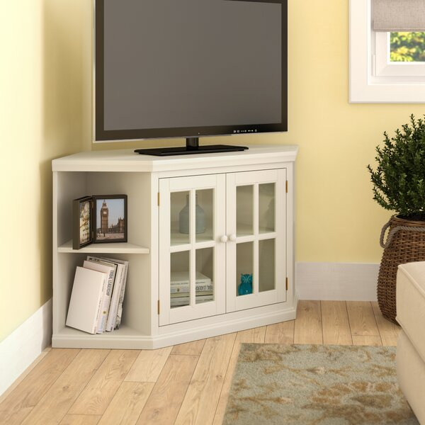 Carnesville Corner Unit TV Stand For TVs Up To 50