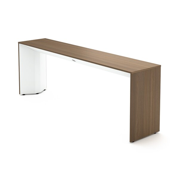Campfire Slim Console Table by Steelcase