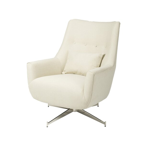 Fendley Swivel Lounge Chair by Ivy Bronx Ivy Bronx