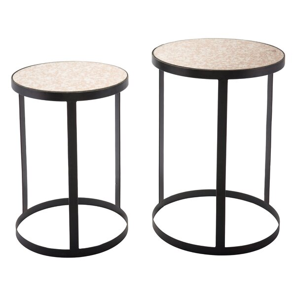 Sarratt 2 Piece Nesting Tables by Latitude Run