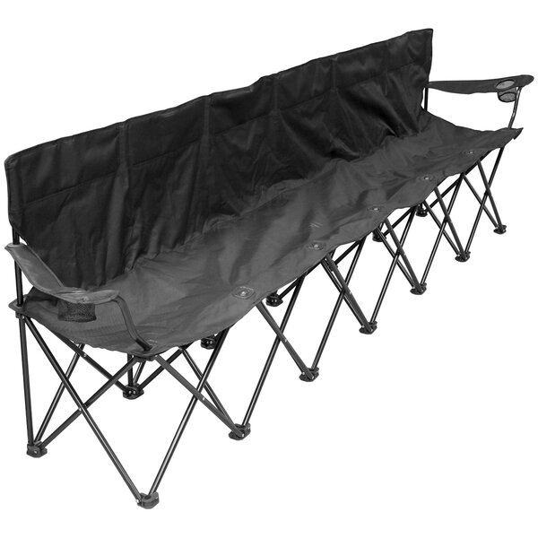 Jesup 6 Person Folding Camping Bench by Freeport Park Freeport Park