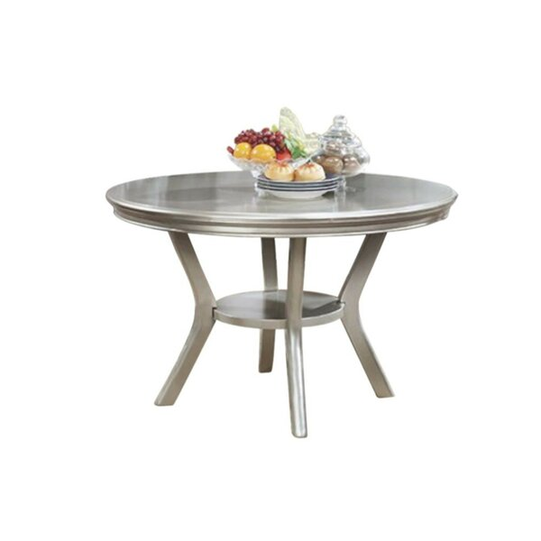 Curtiss Dining Table by House of Hampton House of Hampton