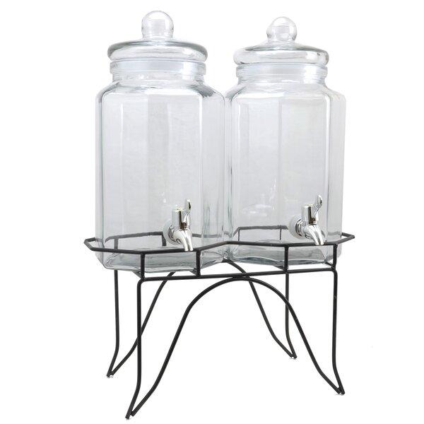Orin Duo 3 Piece Beverage Dispenser Set by Winston Porter