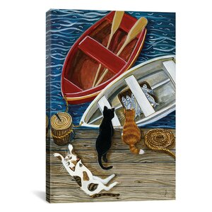 'The Days Catch' Photographic Print by East Urban Home