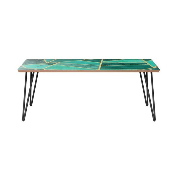 Monroeville Coffee Table by Bungalow Rose