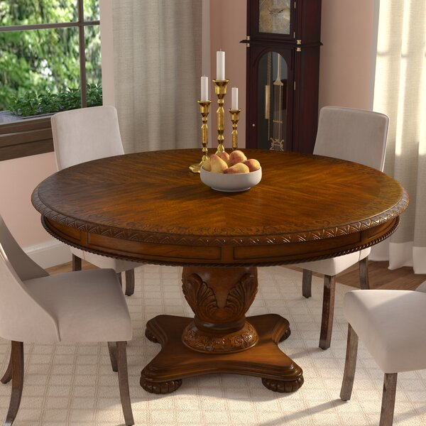 Hohenzollern Dining Table by Astoria Grand