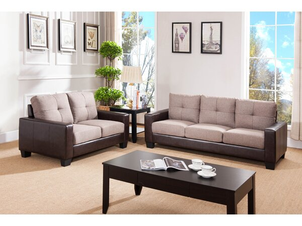 Manilla Configurable Living Room Set by Wildon Home ®