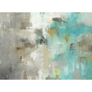Duality I by Lisa Ridgers Painting Print on Canvas by Star Creations