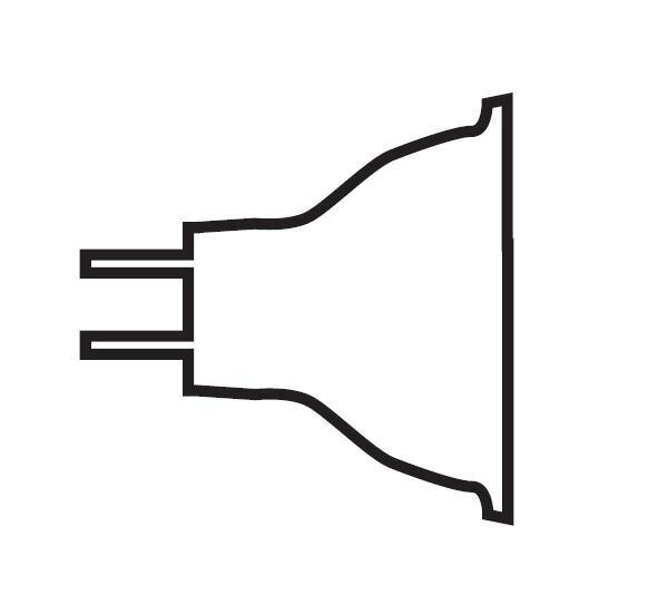 Circline Fluorescent Bulb by Tech Lighting